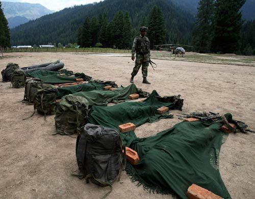 Pakistani inflitrators