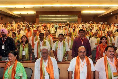 BJP National Executive Meet