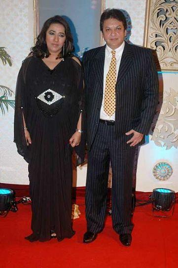 Anu and Sashi Ranjan