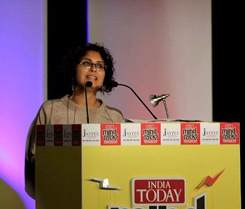 Subodh Gupta, Kalikesh Deo, Kiran Rao and Divya Narendra