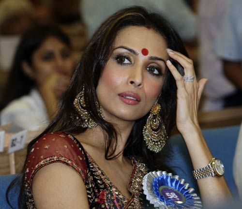 Bollywood actress Malaika Arora Khan