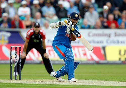 India opener Parthiv Patel