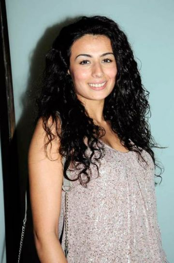 Pia Trivedi in her forthcoming film.