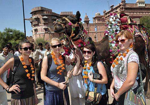 World Tourism Day celebrations in Bikaner