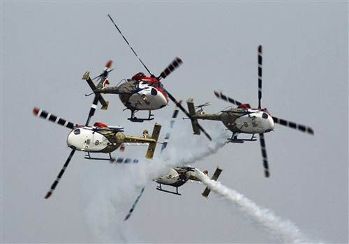 Sarang Helicopters