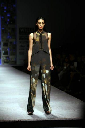 Designer Namrata Joshipura outfit.