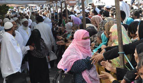 First batch of Haj pilgrims from Madhya Pradesh