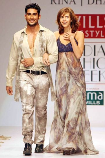 Prateik and Kalki Koechlin