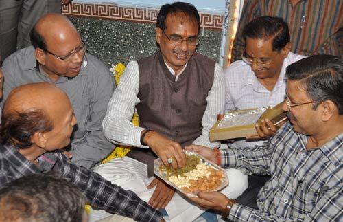 Madhya Pradesh Chief Minister Shivraj Singh Chouhan
