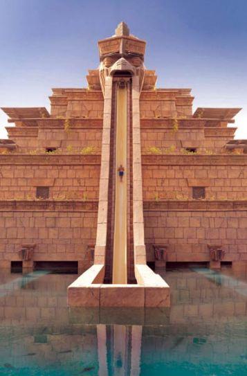 Leap of Faith in Atlantis