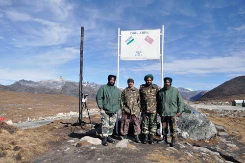 Indo-China border