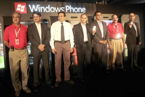 Windows Phone 7.5 launch