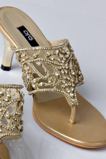Trendy Bridal footwear