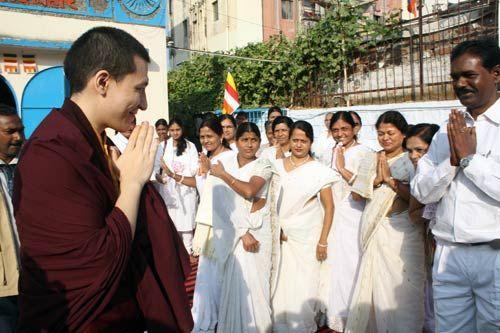 17th Gyalwa Karmapa Trinley Thaye Dorje.