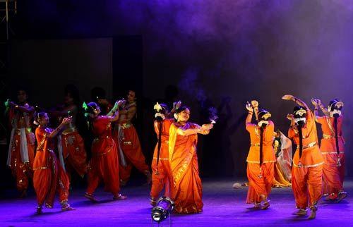 Mamata Shankar ballet troupe