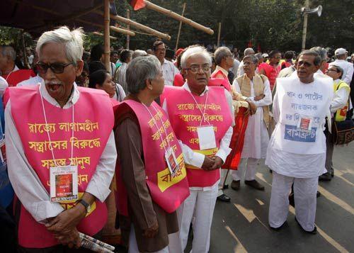 CPI(M) activists