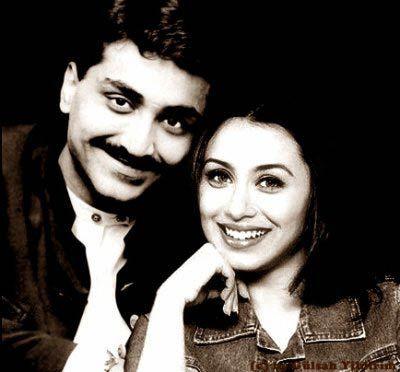 Aditya Chopra and Rani Mukherjee