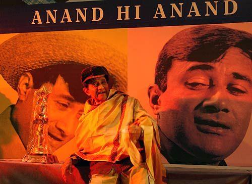 Dev Anand dies in London