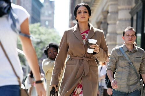 A still from English Vinglish