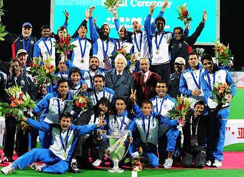 India defeated arch-rivals Pakistan in the finals to win the Asian Champions Trophy tournament hosted in Ordos, China