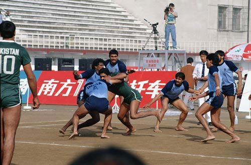 Kabaddi World Cup was hosted by India
