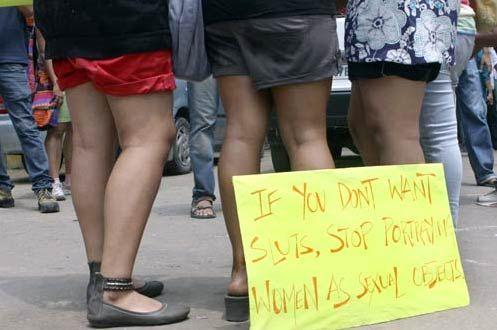 Delhi Slutwalk