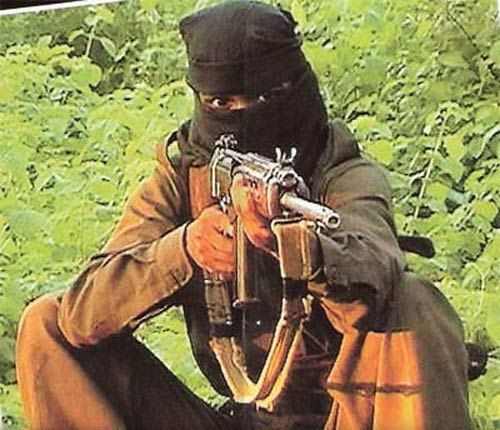 Maoist attack in Jharkhand
