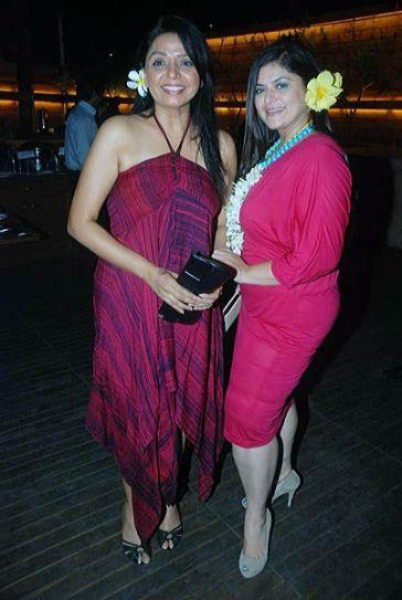 Vaishali Thakkar and Pragati Mehra