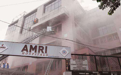AMRI hospital in Kolkata