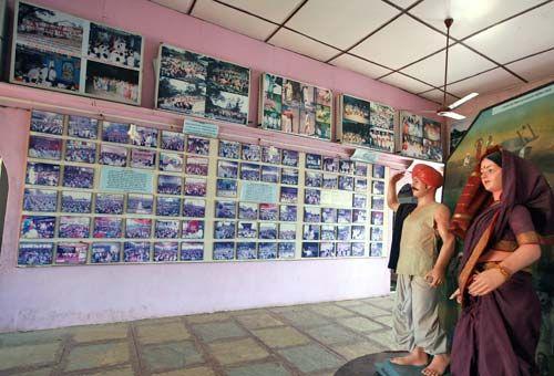 Media Centre at Ralegan Siddhi