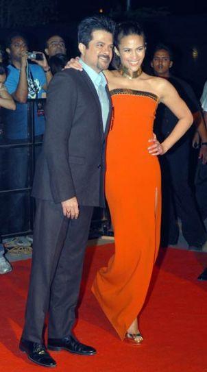 Anil Kapoor and Paula Patton