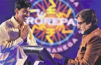 Sushil Kumar-KBC Winner