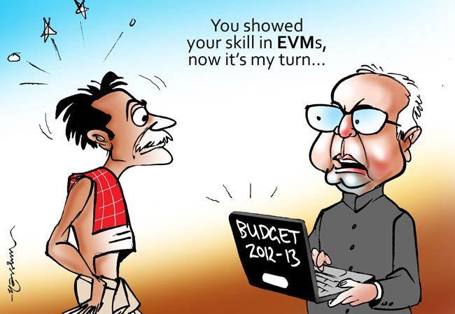 Pranab Mukherjee to woo back aam aadmi