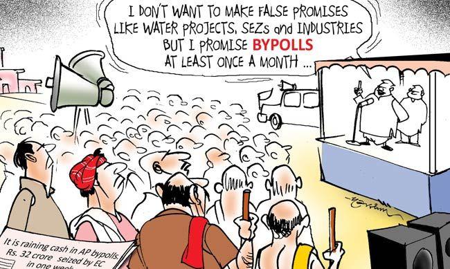 Andhra bypolls