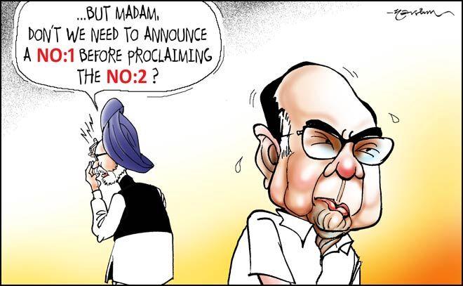 Manmohan Singh and Sharad Pawar
