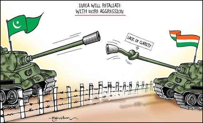 Indo-Pak ties under strain