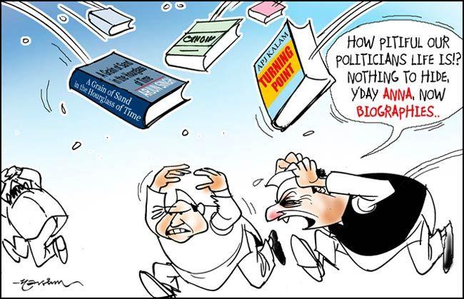 Politicians under attack