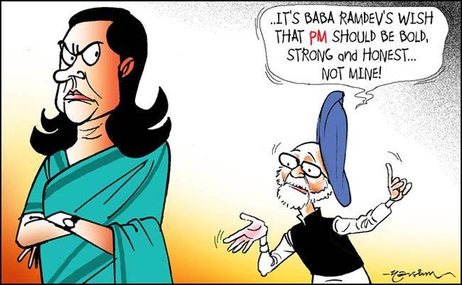 Sonia Gandhi, Manmohan Singh