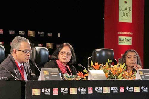 Anand Sudarshan Manipal, Dr Pratibha Jolly and Gowri Ishwaran