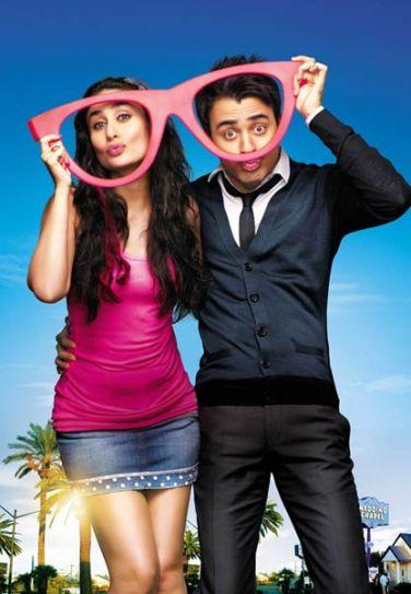 Kareena Kapoor and Imran Khan