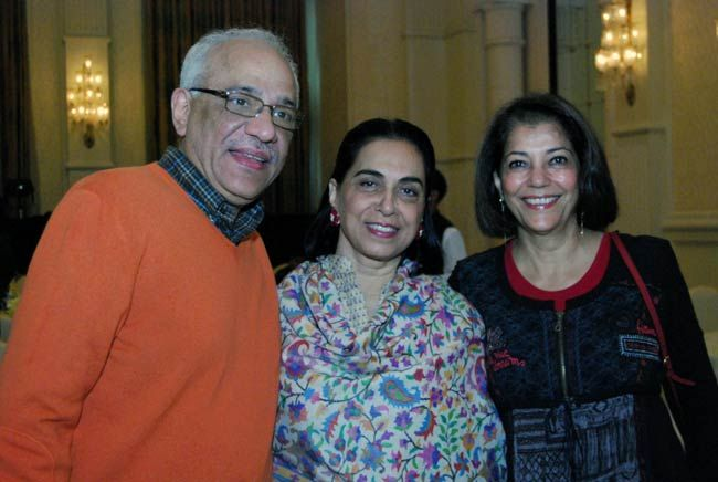 Ashwani Chopra and Hemi Bawa and Rekha Purie
