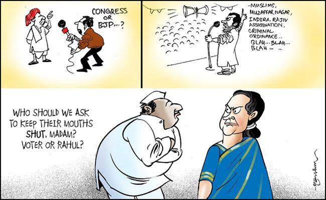 Rahul Gandhi, Sonia Gandhi