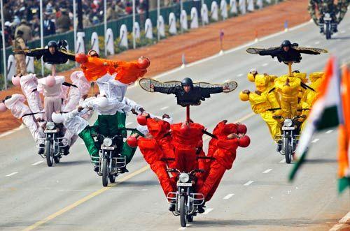 India 63rd Republic Day parade