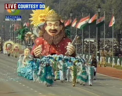 Tableau of Goa