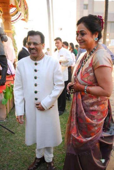 Stars at Prerna Ghanshyam Sarda's wedding