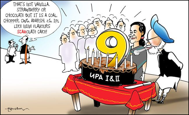 Scams and UPA