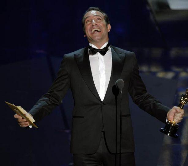 Best Actor: Jean Dujardin, The Artist