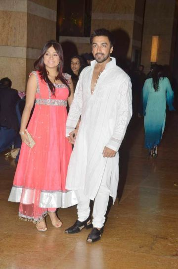 Aashish Choudhary and Samita