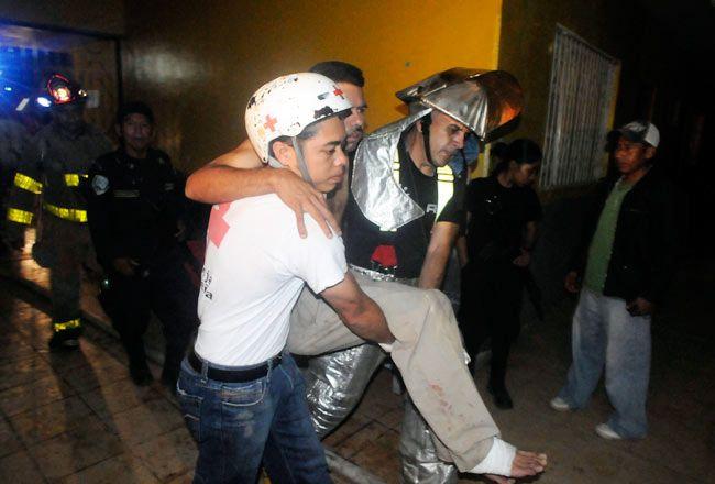 Honduras prison fire