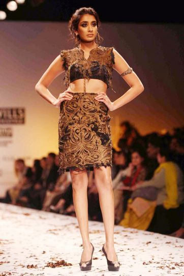Day 2 of the Wills Lifestyle India Fashion Week
